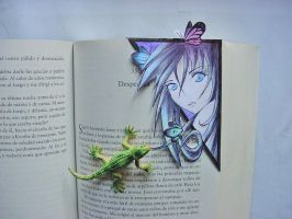 Felurian bookmark by Vichuis