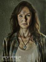 The Walking Dead: Lori: Anisotropic Filter Re-Edit by nerdboy69