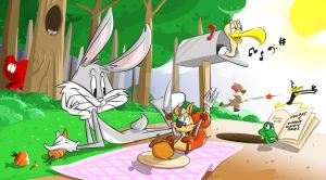 Looney Tunes 2015 by k-e-i-t-h