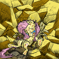 Defeated Shy by Stormclad