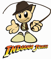 "Indiana ""Fella"" Jones by MirrorMichael"