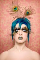 Peacock Eyes. 2 by Ryo-Says-Meow