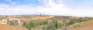 Amman Panorama HDR by zeidroid