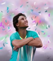 Happy Birthday, Rafa! by Brakefoot