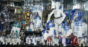 R2 and C3Po Collection Part1 by Quigonjinncosplay