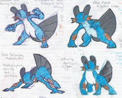 Swampert by little-ampharos
