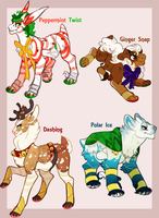HOLIDAY GARROX AUCTION [CLOSED] by Icarusis