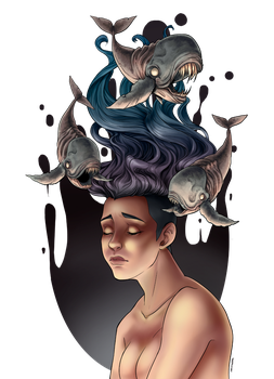 The Monsters in your Head by SandraGN