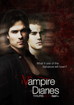 Poster The Vampire Diaries by VSCreations