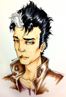 [Redone] Jason Todd by batcheeks