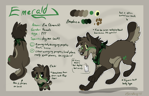 updated Emerald ref by Bonday