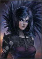 Raven by Peter-Ortiz