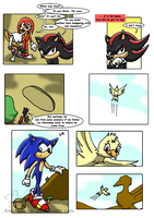 Sonic and the BirdStone chap2 P11 by Amandaxter