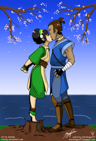 Tokka Height Difference Color by StarDragon77
