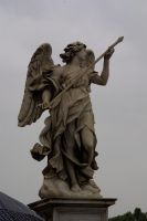 Angel Statue by Guardian-of-Rizu