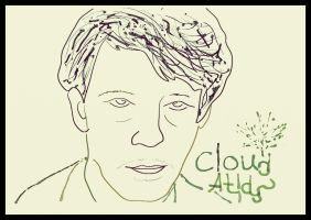 Robert Frobisher Cloud Atlas by RedTizer