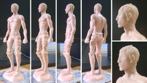 Bertolt Figure by Terra7