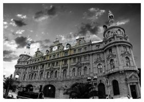 haydarpasa train station by alpugur