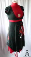 Sweeney Todd Dress 4 by smarmy-clothes