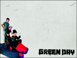 GreenDay Wallpaper_O6 by my-violet-dreams