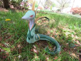 Serperior by RakogisPapercraft