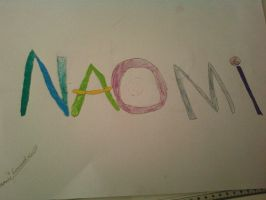 My Name by NaomiBerendsen