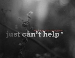 just can't help by zerofiction