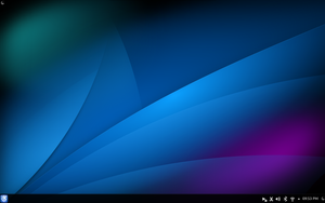 KDE 4.9.95! Almost to 10! by MegaManZeroFan