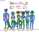 Touch Meme by Julliecious