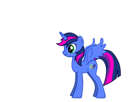 Princess Midnight Arianna Sparkle by Mk513