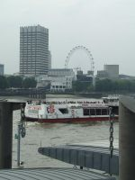 River Thames by abbierose