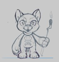 Bombcat Turncat- WIP by colonel-strawberry