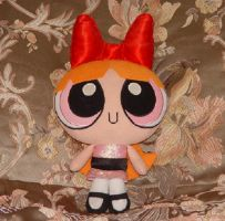 Blossom PPG Plushie by Dynamoe