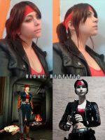 Claire Redfield Resident Evil 2 Alternate by Queen-Stormcloak