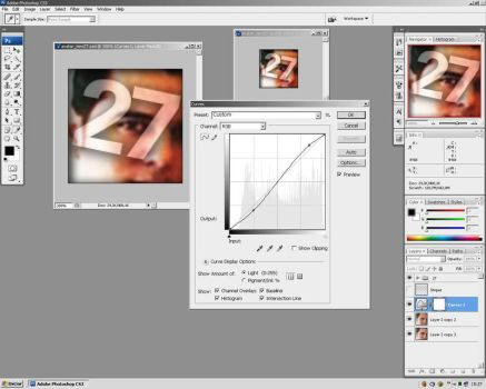 Photoshop CS3 Beta by Zero27