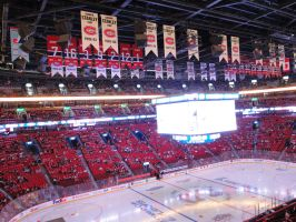 Bell Centre by HabsFan16