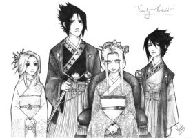 The Family Portrait by verauko
