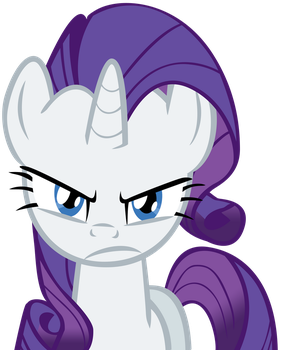 Rarity - It is on! by TheFlutterKnight