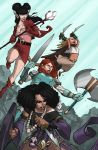 Rat Queens 2 by johnnyrocwell
