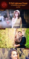 15 Soft Lightroom Presets by SelenaParker