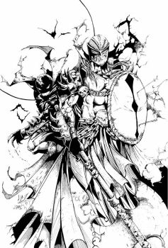 Spawn Collaboration x 2 by Cadre