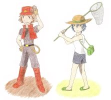 P4: Persomon Trainers Set 3 by DarthAnimus