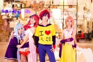 No Game No Life by iamjenhime