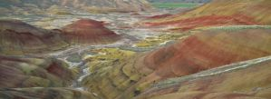 Painted Hills Fossil Dig 5 by Singing-Wolf-12