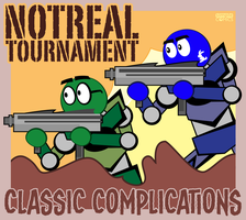 Classic Ch.6 - NOTREAL TOURNAMENT by simpleCOMICS
