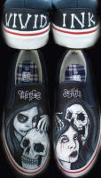 Life and Death Shoes by Prota-J