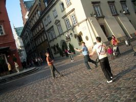 Street Rugby by ll-cool-j