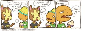 PKMN-C turnips are edible? by SilkenCat