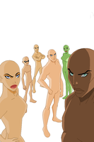 Young Justice Base by juanito316ss