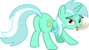 Enjoying the View? **Lyra Edition** by TryHardBrony